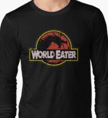 World-Eater Beware! Long Sleeve T-Shirt