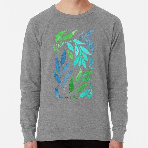 Loose Leaves - Cool Lightweight Sweatshirt