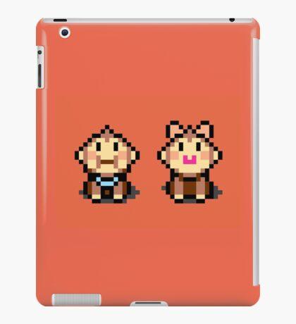 Salsa and Samba - Mother 3 iPad Case/Skin