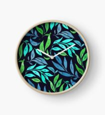Loose Leaves - Cool Clock