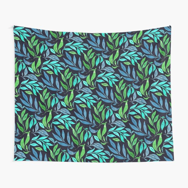 Loose Leaves - Cool Tapestry