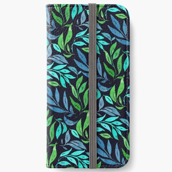 Loose Leaves - Cool iPhone Wallet