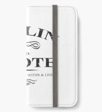 Dillin and Foote iPhone Wallet/Case/Skin