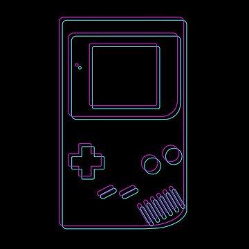 gameboy by oddishes