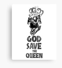 God Save the Queen  Metal Print