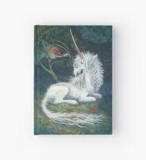 Woodland Unicorn Hardcover Journal