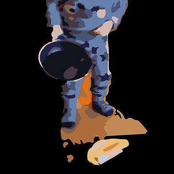 Cyka Blin, damn pancake! by KabaTheBear