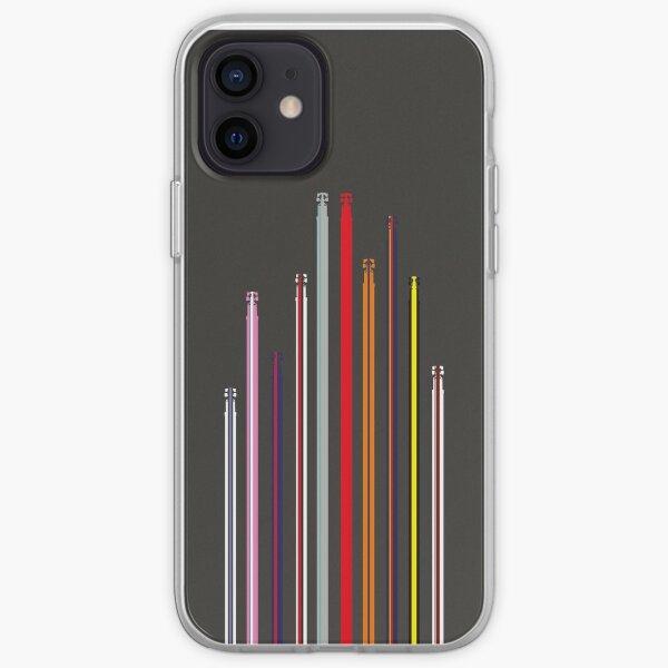 Minimaliste F1 2018 Art Coque souple iPhone