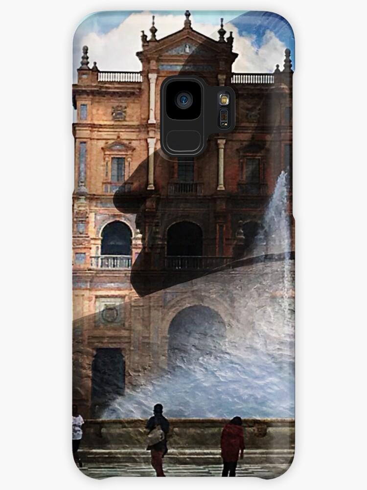 Plaza De España Seville - Text by Rosie-Captures