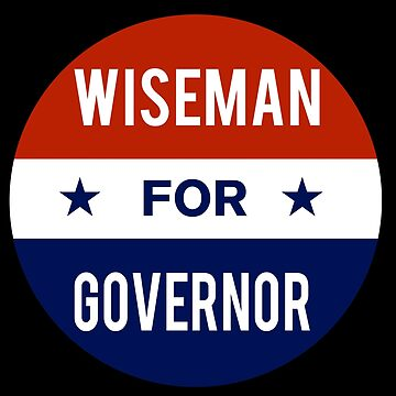 Randy Wiseman For Governor of Florida by flippinsg
