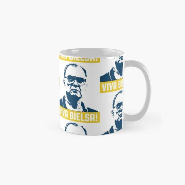 Viva Bielsa! Celebrate The Leeds Revolution   T-shirts   Mugs   Posters and more Classic Mug