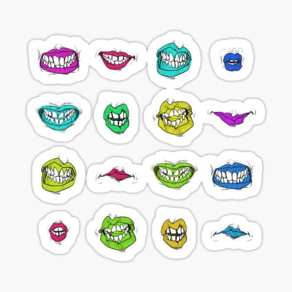 Lips Sticker