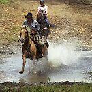 Mountain Horse Race Festival, Noojee, Gippsland by Bev Pascoe