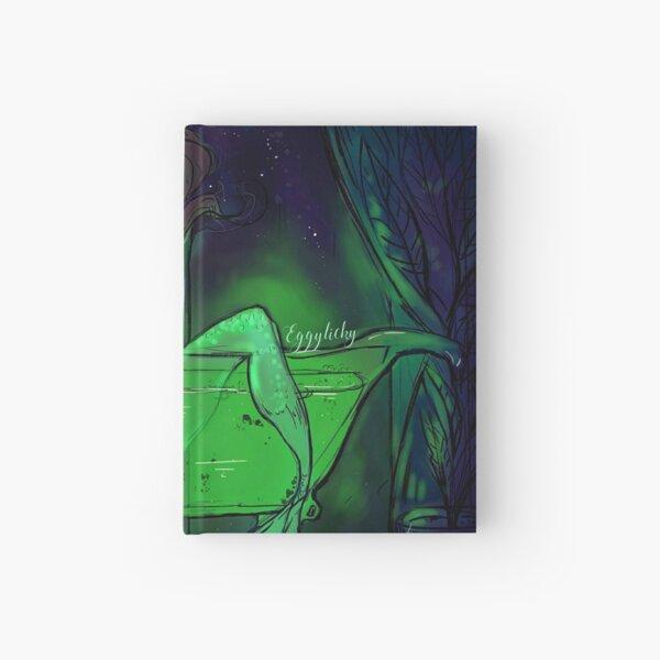 Mermaid off duty Hardcover Journal