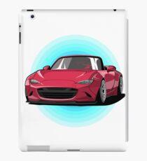 roadster iPad Case/Skin