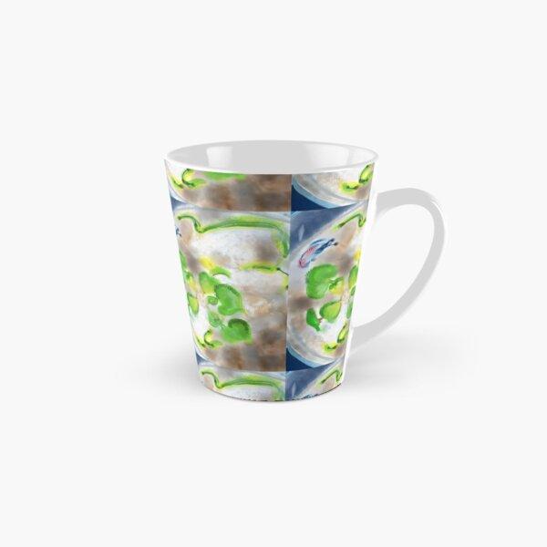 Tiny Fish Betta Fish Aquarium  Tall Mug