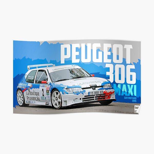 Peugeot 306 maxi kit car Póster