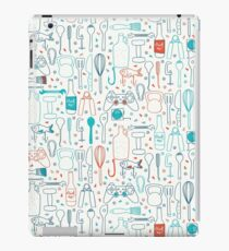Men hobbies iPad Case/Skin