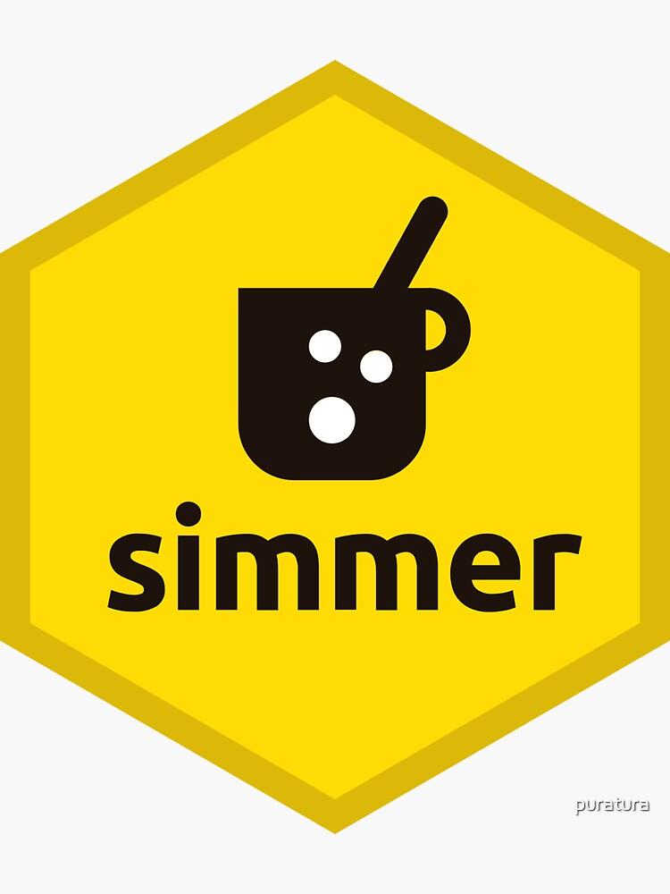 simmer | DES for R de puratura