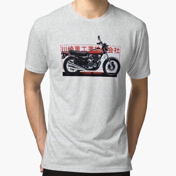 KAWASAKI Z1 T-shirt chiné