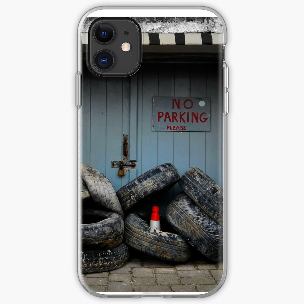 No Parking iPhone Case & Cover