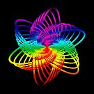 Rainbow Science Flower by bektrent
