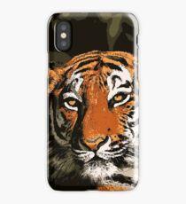 Wild Tiger iPhone Case