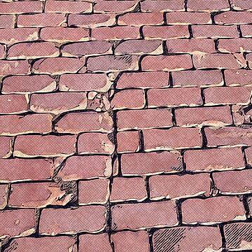 Brick Pavers by perkinsdesigns