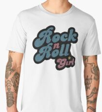 Darla Rock n Roll Girl Men's Premium T-Shirt