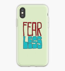 Fear Less iPhone Case