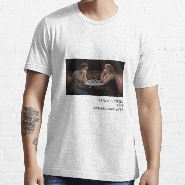Wearable Art: Before Sunrise Essential T-Shirt