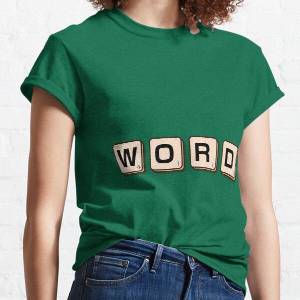 Word... Classic T-Shirt