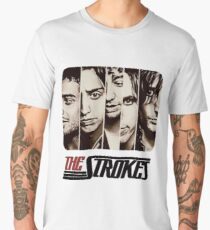 strokes the best band word tour 2018 Men's Premium T-Shirt