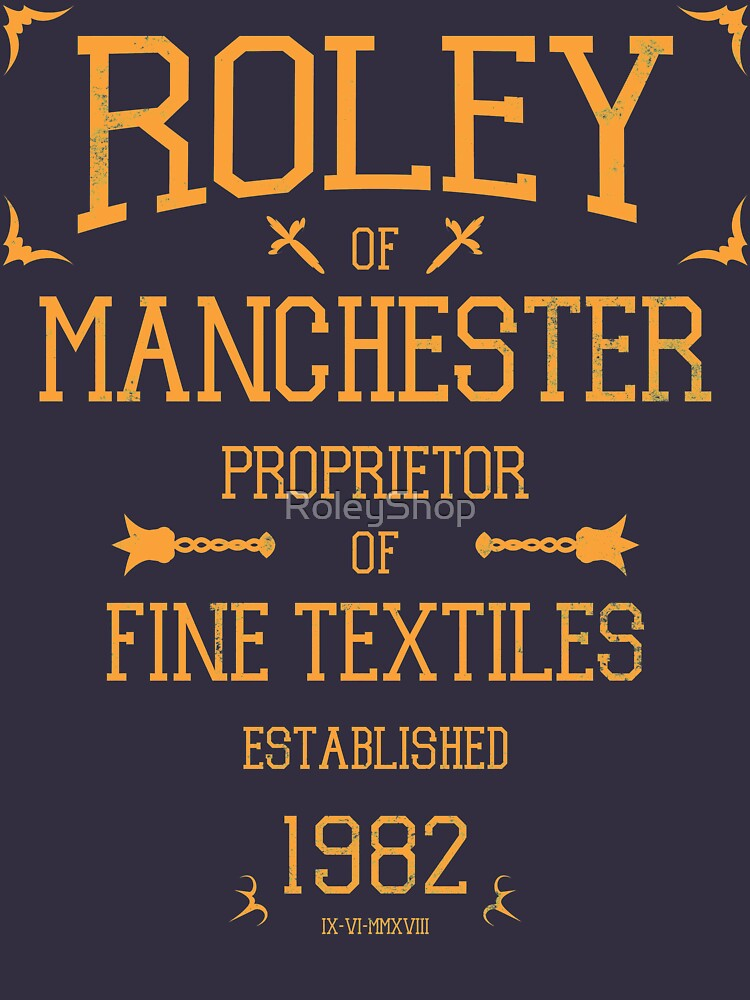Roley Fine Textiles by RoleyShop