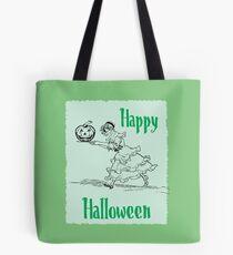 Halloween-böser Kürbis Tasche