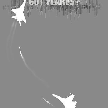 Got Flares? Grey Design by aaronnaps