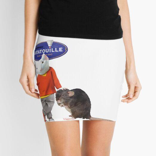 It's a Rat Thing! Mini Skirt