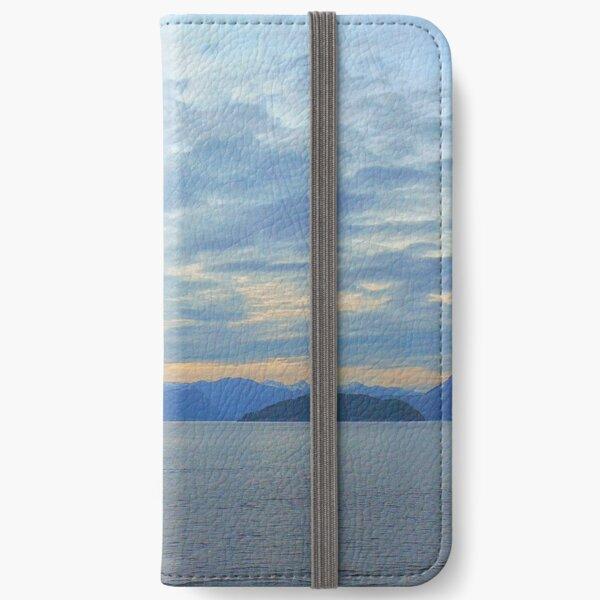 Horseshoe Bay iPhone Wallet