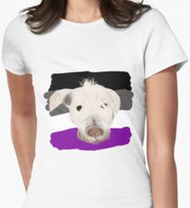 Pride Pets- Max Women's Fitted T-Shirt