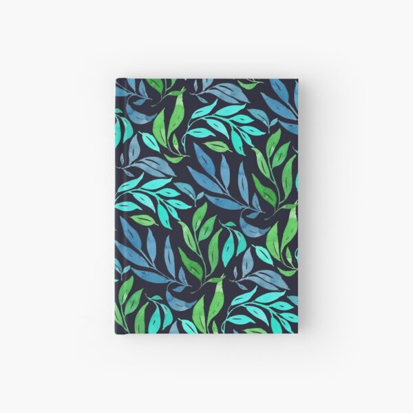 Loose Leaves - Cool Hardcover Journal