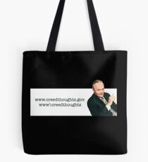 Creedthoughts Tote Bag