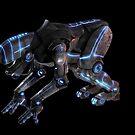 Cyber Wolf by Ganz