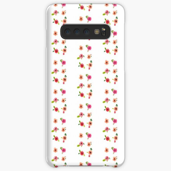 Little Flowers Samsung Galaxy Snap Case