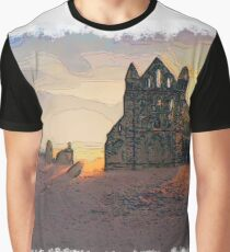 Image manipulation drawn Art Graphic T-Shirt