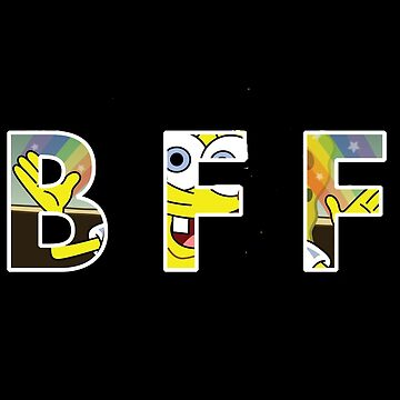 BFF - SpongeBob the Musical by theBibliophile