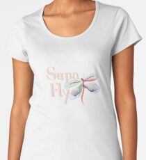 Supa Fly Women's Premium T-Shirt