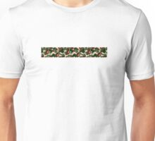 A Bathing Ape Camo Unisex T-Shirt