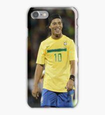 Ronaldinho Football iPhone Case/Skin
