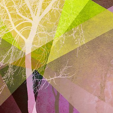 P22 TREES AND TRIANGLES by aCVPia