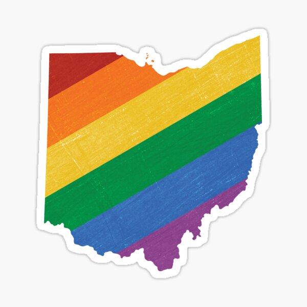 Ohio Pride Sticker